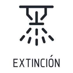 Servicio Dasit Extinción