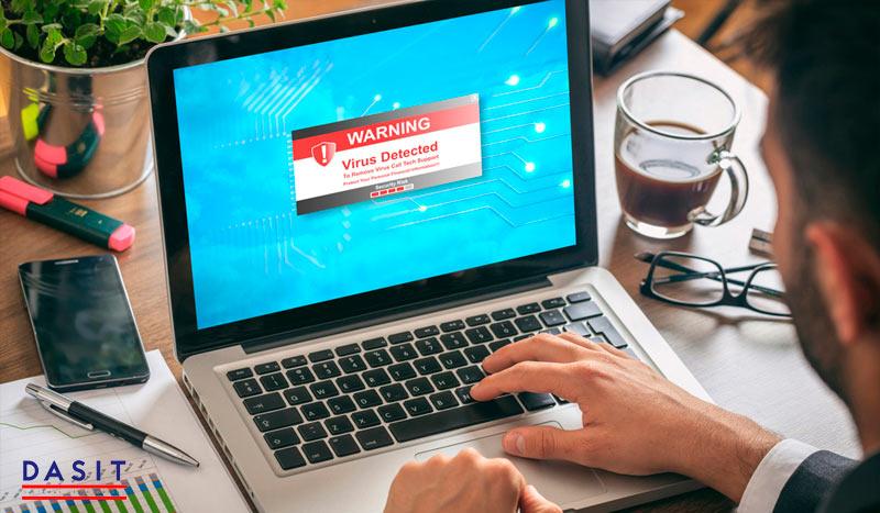 ¿Cómo proteger tu ordenador contra los virus?