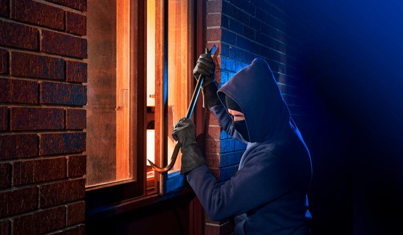 Evitar robos invierno